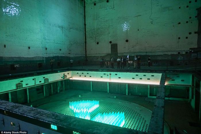 خبر: مرکز هسته ای محرمانه چین به روی گردشگران باز شد