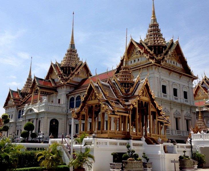 همه چیز درباره کاخ شاهنشاهی (Emerald buddha) تایلند