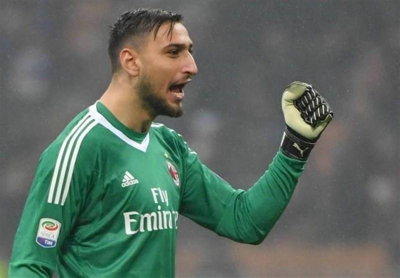 فوتبال جهان، دوناروما: باید میلان و تیم ملی ایتالیا را به جایگاه واقعی شان بازگردانیم