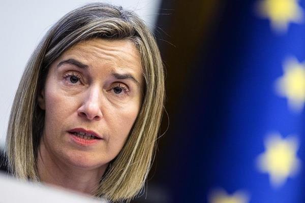 موگرینیاز برقراری کانال مالی ایران-اروپا تا 10 آبان اطلاع داد