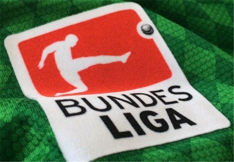فوتبال دنیا، جدول رده بندی بوندس لیگا در خاتمه شب دوم از هفته ششم