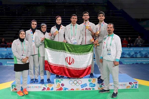 المپیک نوجوانان آرژانتین، تکواندو با 3 طلا و یک نقره سنگ تمام گذاشت
