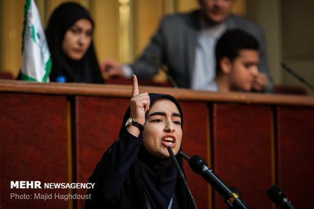 مجلسی که شنیده نشد، منتخب دانش آموزان کشور از چه دغدغه هایی گفتند؟