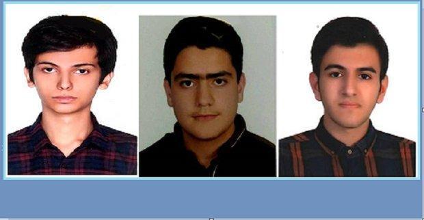 سه دانش آموز تبریزی برگزیده جشنواره خوارزمی شدند