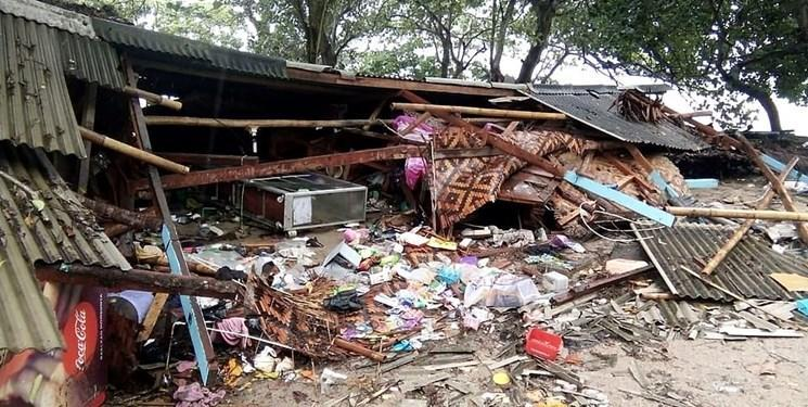 سیل در اندونزی جان 42 نفر را گرفت