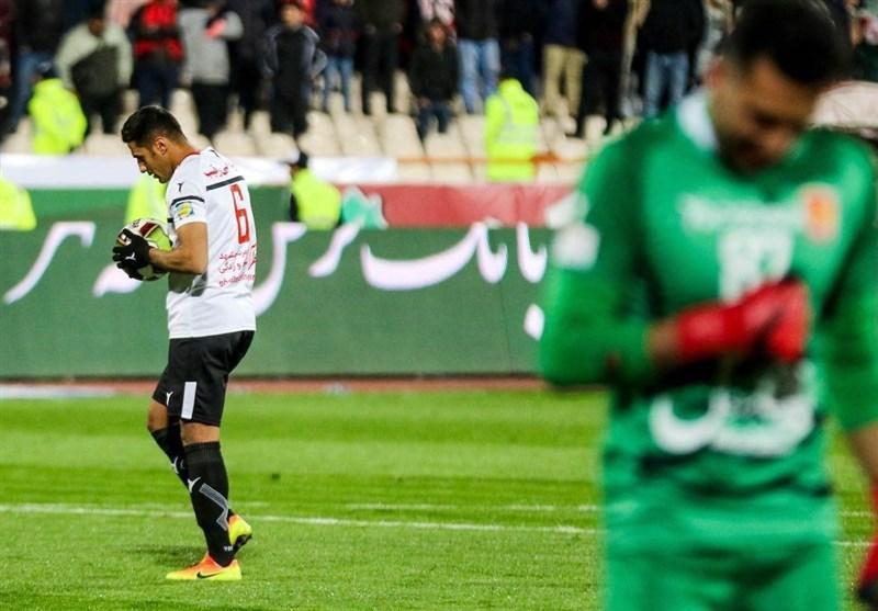 مسعود ریگی: تحت تأثیر بیرانوند قرار نگرفتیم، در آخرین لحظه توپ را خوب نگاه نکردم