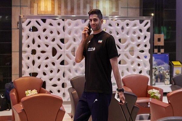 عبادی پور: ثابت می کنیم تیم ملی والیبال ایران بهترین تیم آسیا است