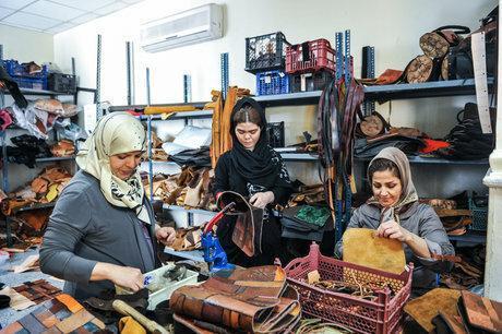 پیش به سوی توانمندسازی زنان سرپرست خانوار در قزوین
