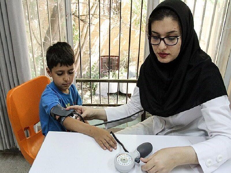 خبرنگاران طرح سنجش سلامت نوآموزان در خراسان رضوی شروع شد