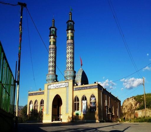 راه دسترسی به امام زاده باباسیف الدین (ع) دره شهر احداث می شود