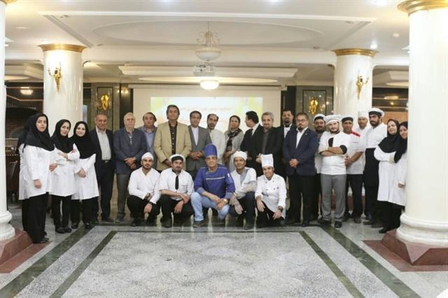 دومین دوره آموزش آشپزی در مشهد به خاتمه رسید
