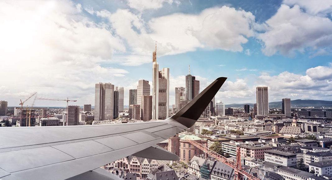 ارزانترین بلیط هواپیما فرانکفورت