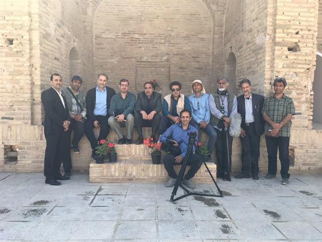تدوین مستند تلویزیونی میراث کهن فراموش شده شرق اصفهان آغاز شد