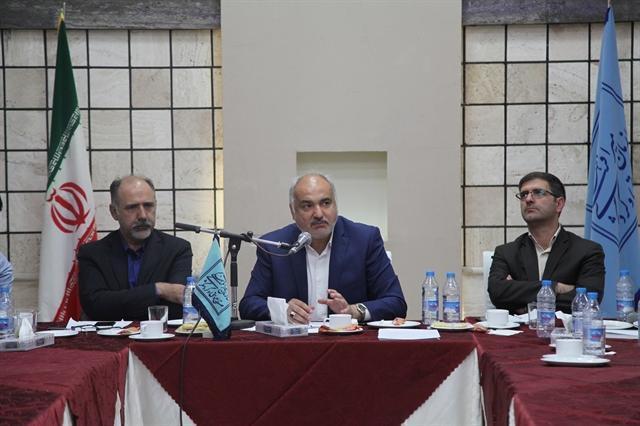 نشست مدیران و مسئولان ادارات و نمایندگی های میراث فرهنگی کرمان برگزار گشت