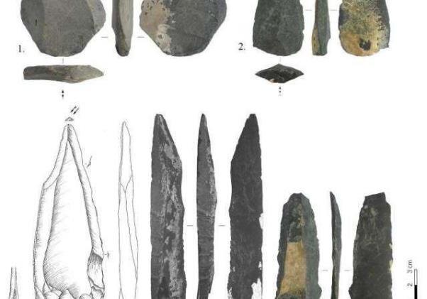 کشف نشانه های مهاجرت انسان به مغولستان در 45 هزار سال قبل