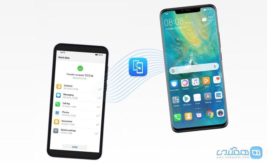 راهنمای استفاده از نرم افزار Phone Clone ، سریع ترین روش انتقال اطلاعات به گوشی جدید هوآوی