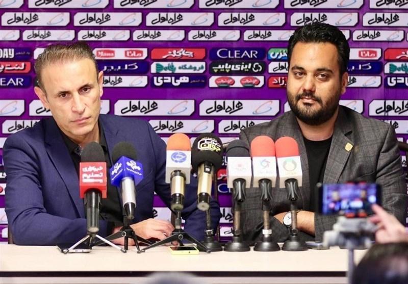 مازندران، گل محمدی: بیشتر از نتیجه از عملکرد تیمم در مصاف با نساجی خوشحالم، شاگردانم کم نیاوردند و تا لحظه آخر جنگیدند