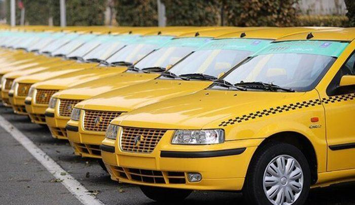 ممنوعیت تردد تاکسی ها در جاده های بین شهری از چهارشنبه 17 مهر
