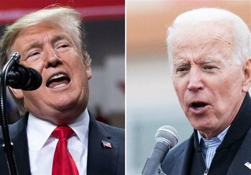 چالش دوگانه بایدن برای رقابت با ترامپ و وارن
