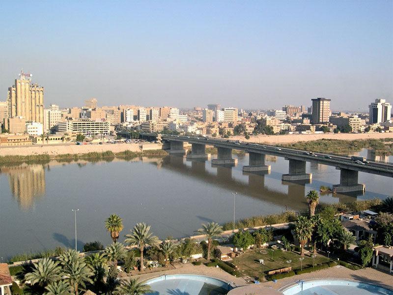 تنش ها در بغداد پس از 5 روز فروکش کرد