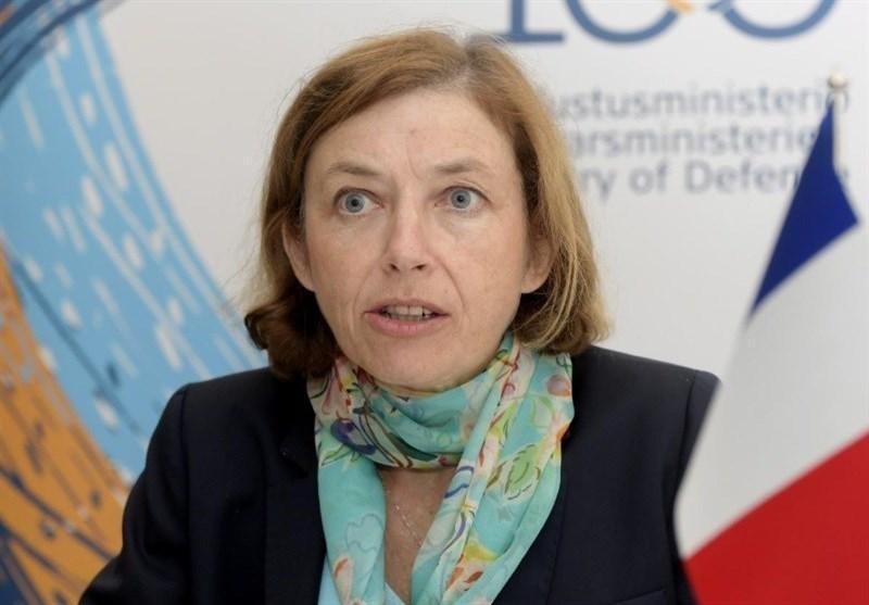وزیر دفاع فرانسه: حمله ترکیه به شمال شرقی سوریه باید متوقف شود