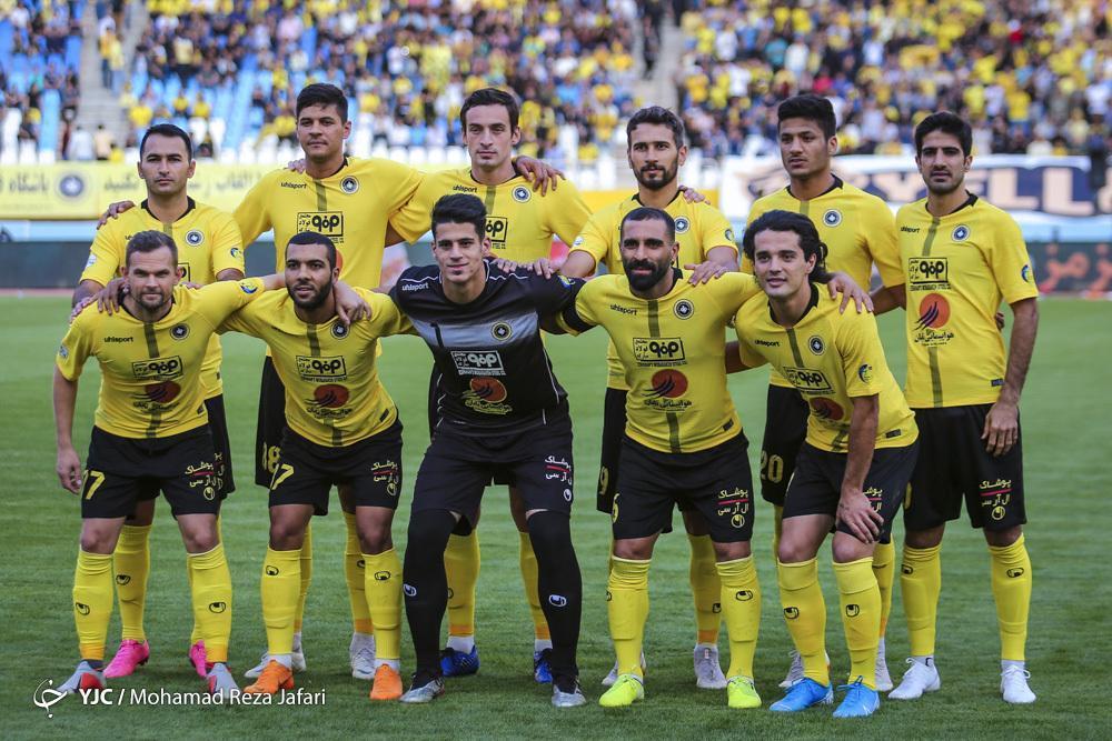 پیروزی پُرگل سپاهان در بازی محبت آمیز برابر تیم دسته سومی