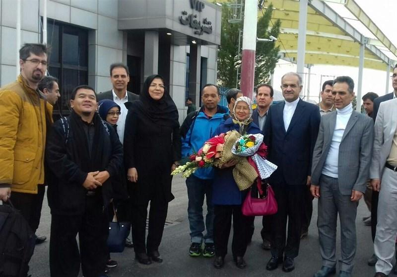 هیئت پزشکی کوالالامپور مالزی از دانشگاه ایلام بازدید می نماید