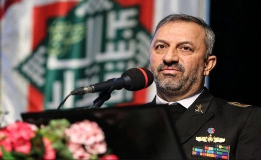 بومی سازی تمام تجهیزات نیروی دریایی ، توسعه سواحل مکران و دریای عمان بر عهده ارتش است