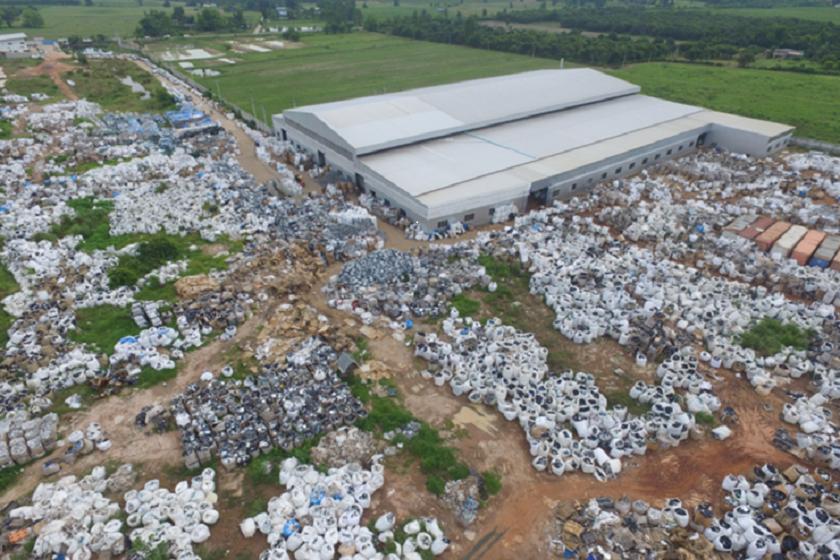 گردشگری زباله: تایلند در راستا تبدیل شدن به گورستان زباله های الکترونیکی