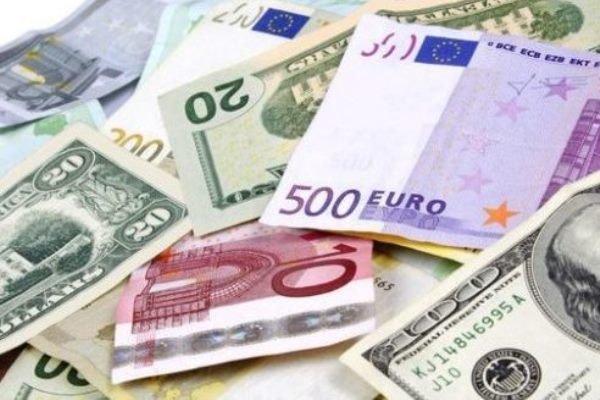 ریزش نرخ رسمی 26 ارز، قیمت یورو افزایش یافت