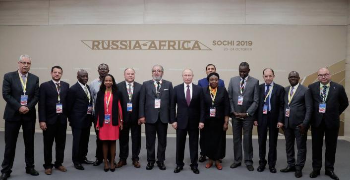 نگاهی به اجلاس روسیه - آفریقا در سوچی