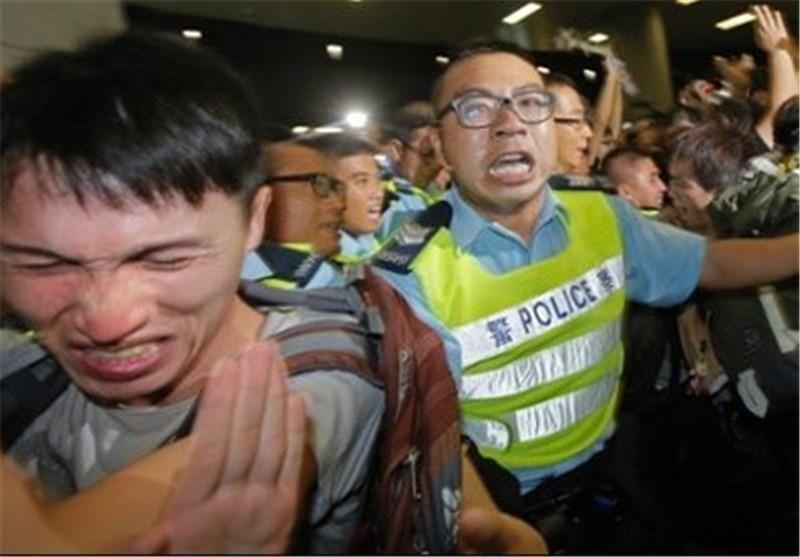چین: بریتانیا هیچ مسئولیت اخلاقی در قبال هنگ کنگ ندارد
