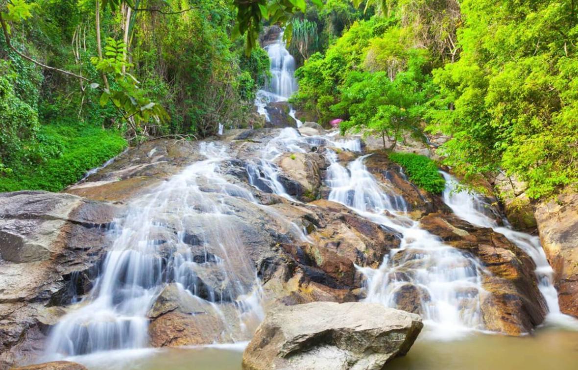 زیبایی های جزیره ساموئی