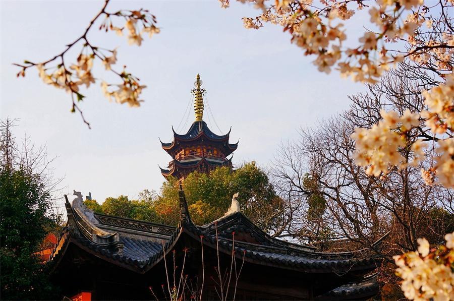 جاذبه های شهر نانجینگ کشور چین