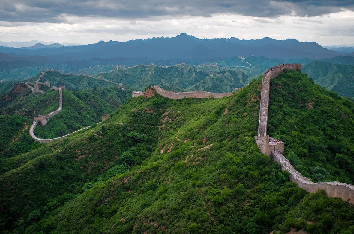 بهترین جاذبه های کشور چین