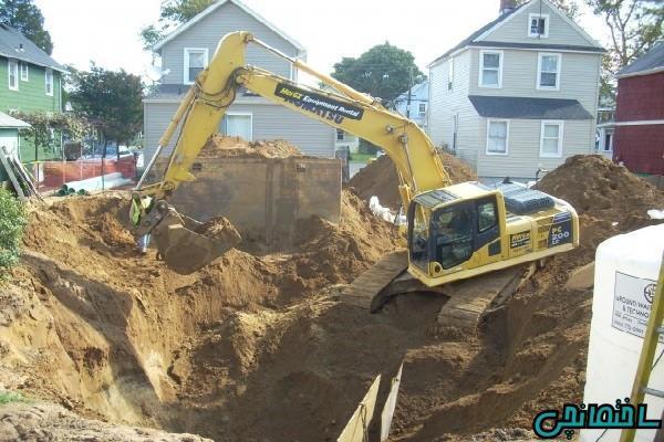 بایدها و نبایدها در گودبرداری ساختمان