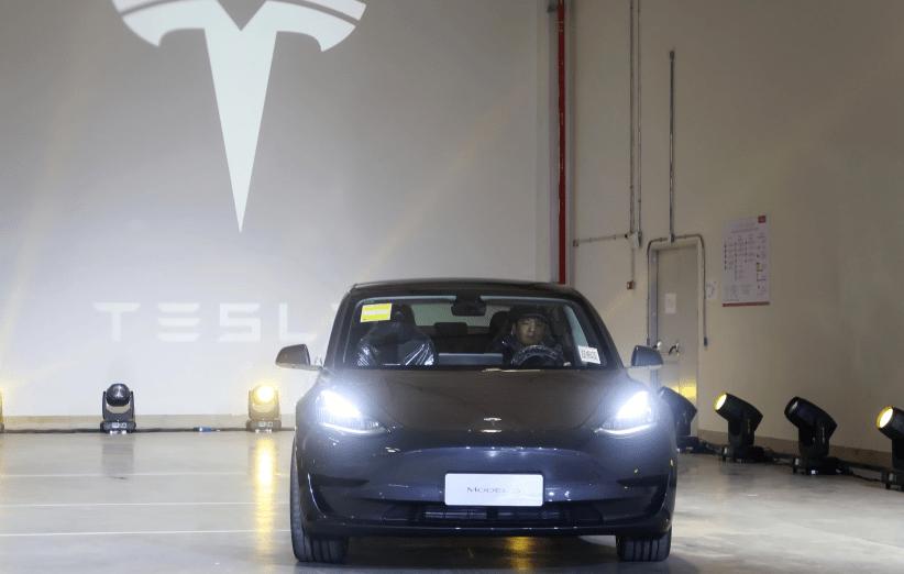 تسلا مدل 3 ساخت چین راهی بازار می گردد