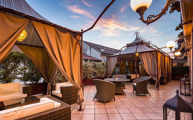 معرفی هتل 5 ستاره کارلتون باگلیونی در میلان