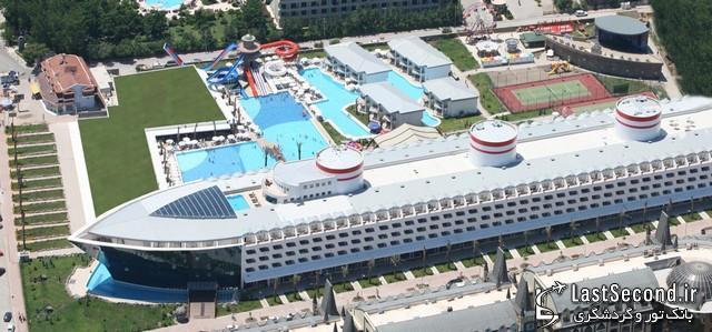 هتل کوئین الیزابت (Queen Elizabeth)، آنتالیا