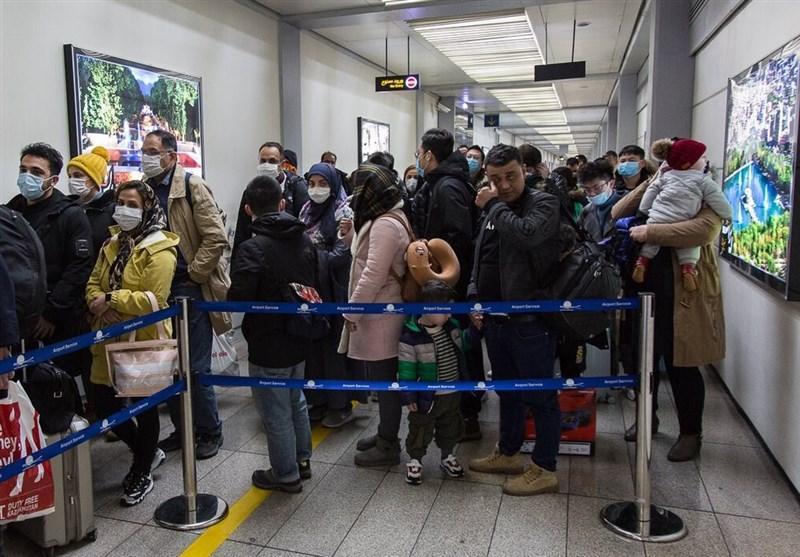 ایرلاین های دنیا پروازهای خود به چین را کاهش می دهند