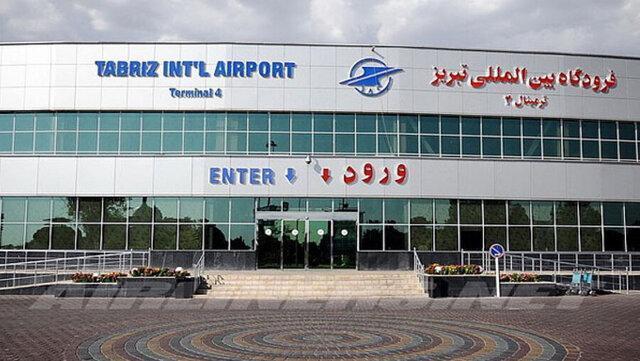 پروازهای فرودگاه تبریز برقرار هستند