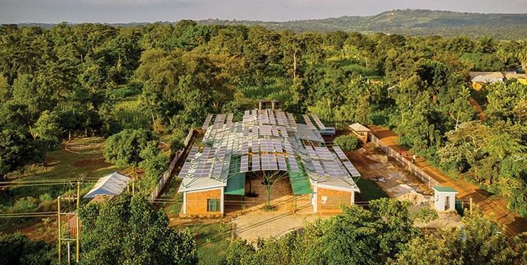 راه اندازی بیمارستان خورشیدی در اوگاندا