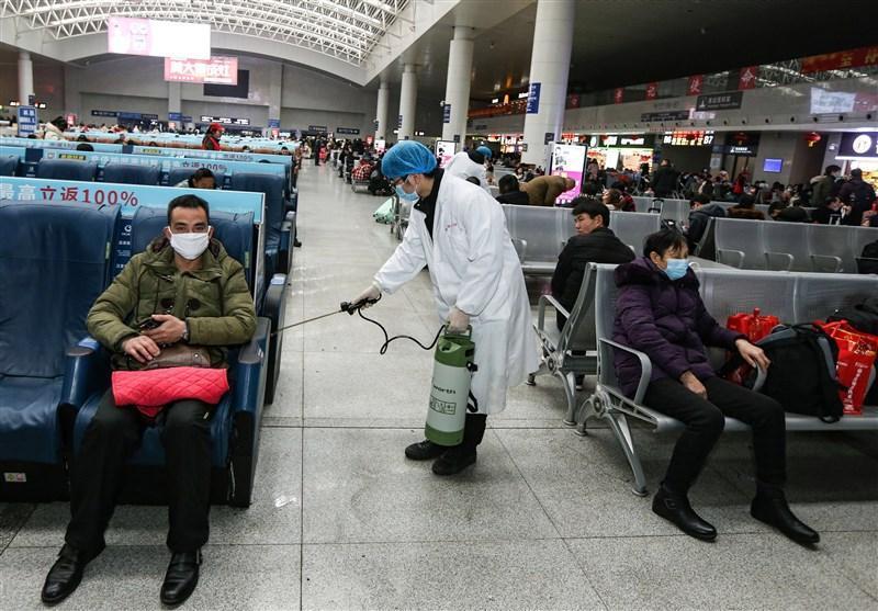 کاهش 10 درصدی مرگ در چین، افزایش 28 درصدی مبتلایان در کره