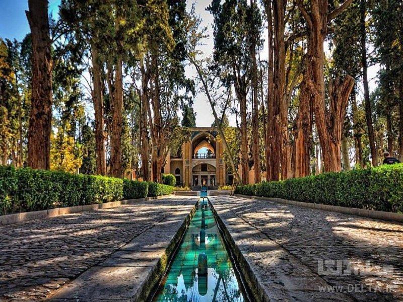 زیباترین باغ های ایرانی
