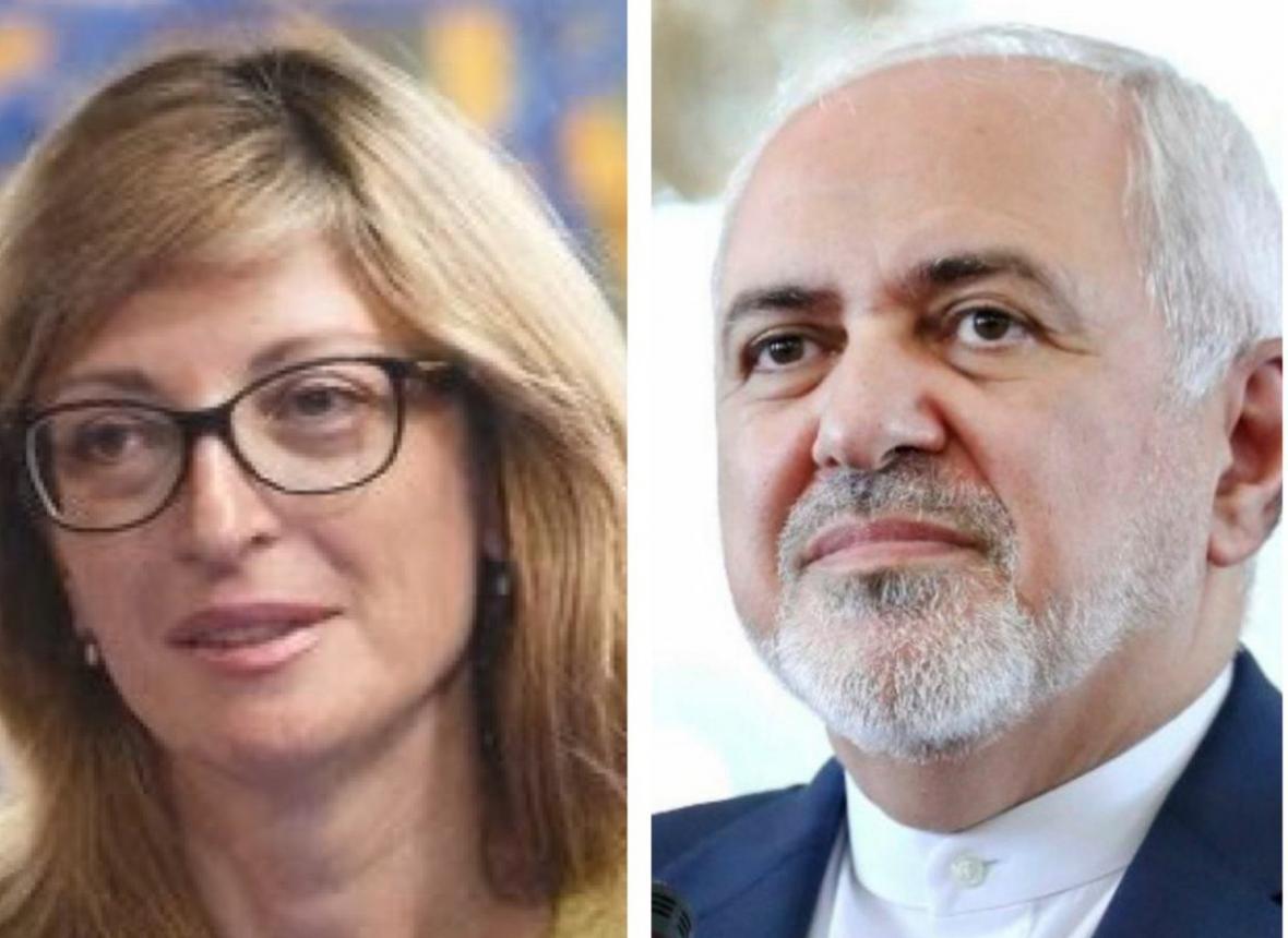 گفتگوی تلفنی وزیر امور خارجه کشورمان و وزیر خارجه بلغارستان