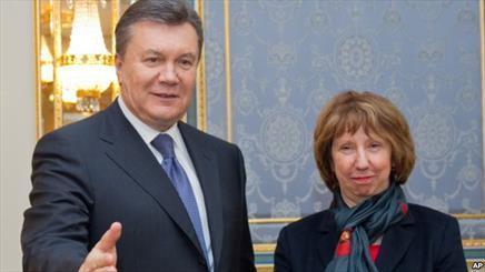 اوکراین قرارداد همکاری با اتحادیه اروپا را امضا می کند