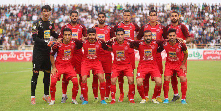 پرواز تیم فوتبال پرسپولیس به امارات لغو شد