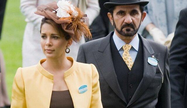 حاکم دبی حکم دادگاه عالی انگلیس در پرونده اختلافات با همسرش را جانبدارانه خواند