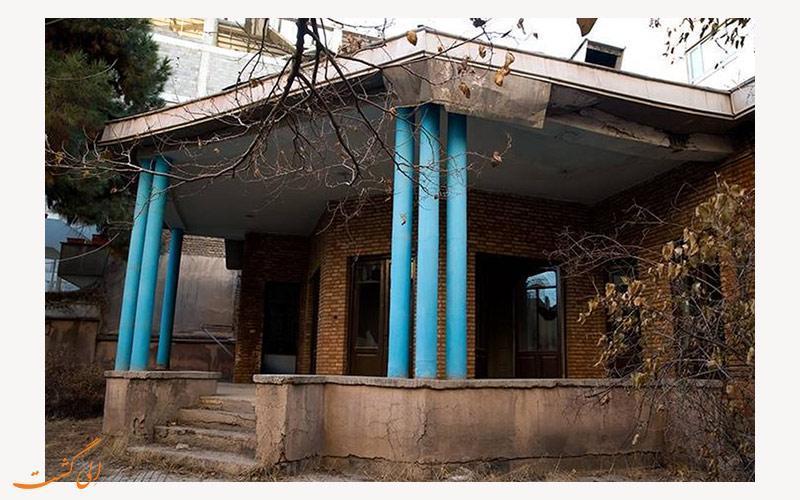 خرید خانه نیما یوشیج در تجریش توسط شهرداری تهران