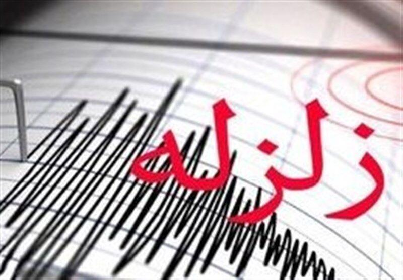 خبرنگاران زلزله 4.3 ریشتری قطور آذربایجان غربی را لرزاند